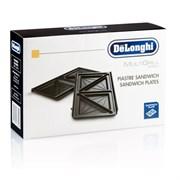 Комплект пластин для сендвічів і бутербродів SK 154 до електрогрилів Delonghi 5523110011