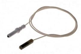 Свічка електропідпалу для газової плити Bosch L-645mm, 189654