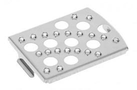 Вставка терка велика для кухонного комбайна Bosch Siemens MCZ4RS1, 572082