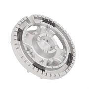 Пальник розсікач (турбо) для газової плити Zanussi 3577259082 (D=122mm)