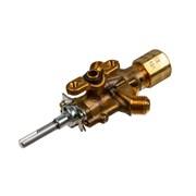 Кран газовий духової шафи для газової плити Zanussi 3429076072