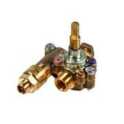 Кран газовий турбо пальника для варильної панелі Electrolux 3577306909