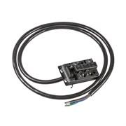 Клемний блок 4-х позиційний з кабелем для варильної панелі Electrolux 8086610022