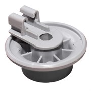 Колесо ящика нижнього для посудомийної машини Bosch 611475