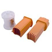 Комплект насадок для нарізки кубиками ZMMA009M (MMA002) до м'ясорубці Zelmer