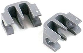 Тримачі кошика (2шт) для посудомийної машини Bosch 00167291
