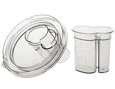 Кришка чаші з штовхачем для кухонного комбайна Bosch, 361735