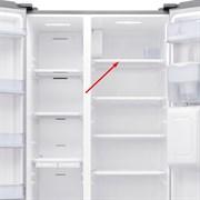 Полиця в холодильне відділення холодильника Samsung DA67-03366A (верхня)