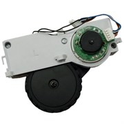 Мотор-колесо ліве для робота пилососа Rowenta RS-2230001925