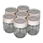 Набір баночок для йогуртниць Moulinex (7шт) A14A03